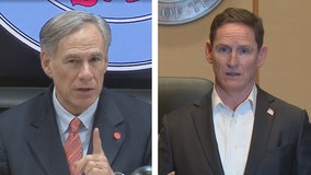 Tensions continue between Dallas Judge Clay Jenkins, Gov. Greg Abbott over pop-up hospital