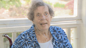 94-year-old grandma recovers from COVID-19 in time for milestone birthday