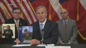 Texas stay-at-home order ends on Thursday