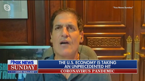 Mark Cuban discusses economic recovery in America