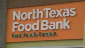 Amazon donates $100,000 to the North Texas Food Bank