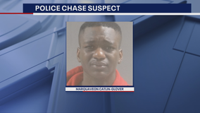 Father arrested after leading Rowlett cops on chase with baby in car