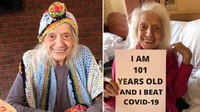 NY woman, 101, has survived Spanish flu pandemic, cancer and coronavirus, family says