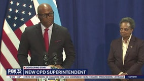 Mayor Lightfoot picks former Dallas Police Chief David Brown for Chicago's top cop