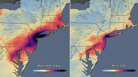 Coronavirus lockdown results in 30 percent air pollution drop in northeastern US, NASA says