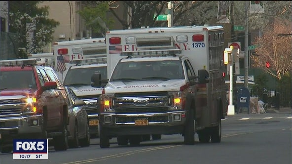 'It's hell' - NYC EMTs claim to be overwhelmed due to coronavirus