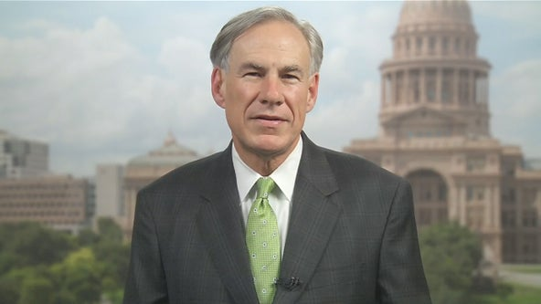 Gov. Abbott says Texas will continue to increase the number of COVID-19 tests, PPE available