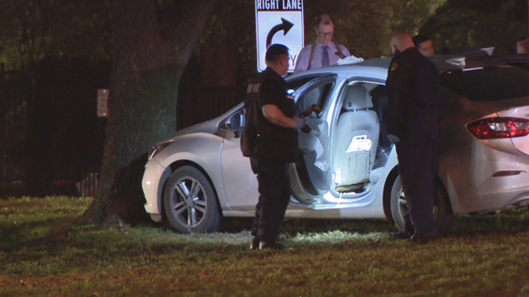 Police: Woman crashes after being fatally shot near Fair Park