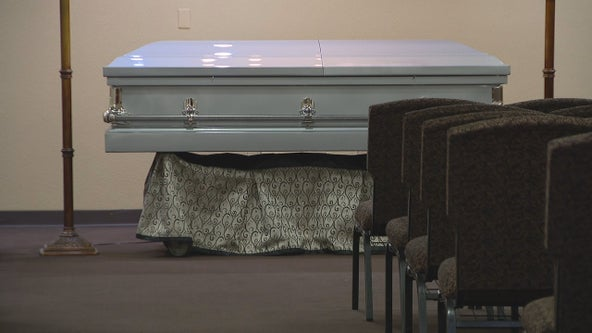 Families seeking funeral arrangements for COVID-19 victims being turned away from churches