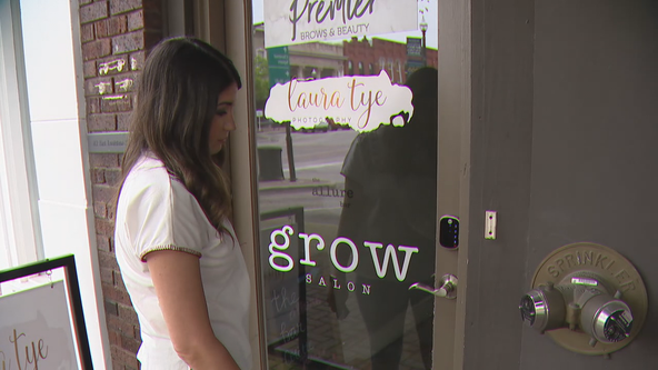 Small businesses hit hard by coronavirus locked out by downtown McKinney landlord