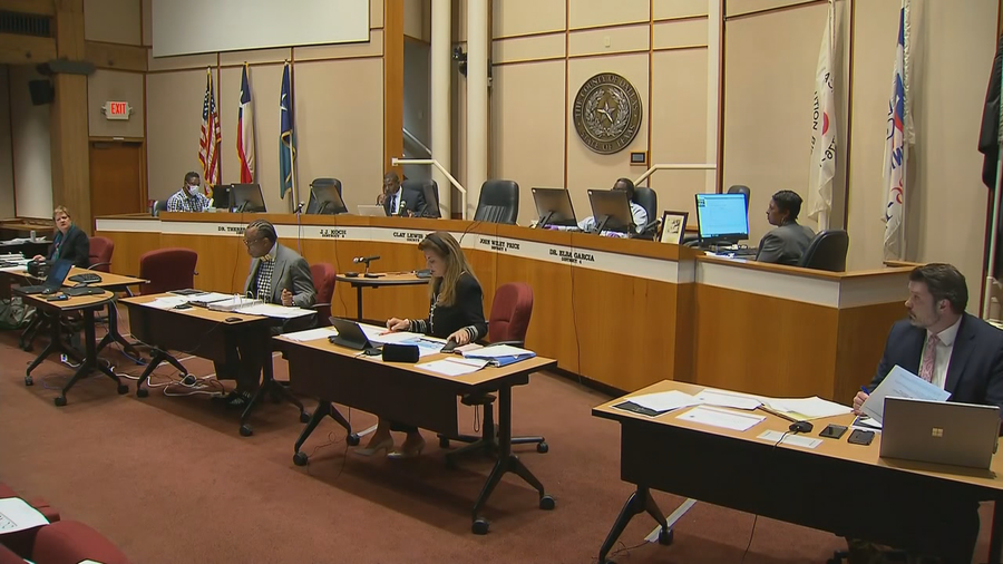 Dallas County Commissioners vote to limit emergency powers of Judge Clay Jenkins during pandemic