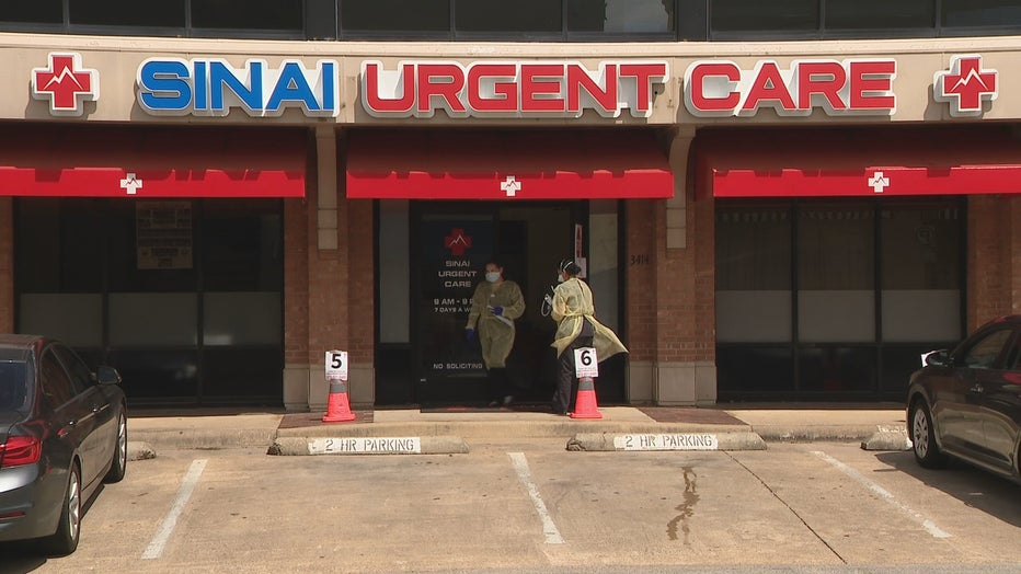 North Texas Doctor Turns Urgent Care Clinics Into Drive Thru Covid 19 Testing Centers