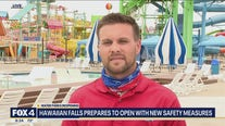 Hawaiian Falls and other water parks prepare to reopen