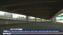 Dallas council delays vote on controversial proposed soccer fields under elevated downtown freeway