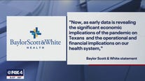 Baylor Scott & White to lay off 3% of its workforce due to COVID-19