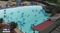 Dallas, Fort Worth zoos reopened Friday, along with many local water parks