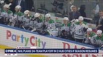 Stars earn auto bid in reconfigured 2020 Stanley Cup Playoffs