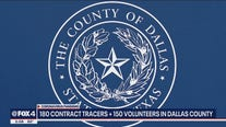 Dallas County contact tracing all COVID-19 positive cases