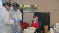 McKinney firefighters train to test nursing home residents