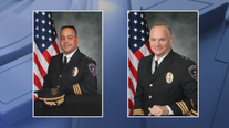 2 assistant chiefs to temporarily lead Arlington PD