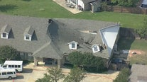 Roof collapses at Trophy Club daycare with children inside