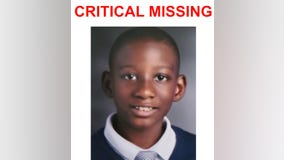 Dallas police: missing 9-year-old boy found safe