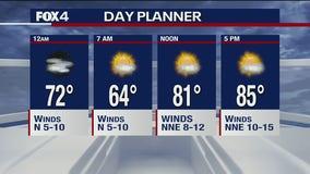 May 28 overnight forecast