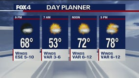 Nice Weather Expected for Mother's Day