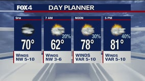 May 26 afternoon forecast