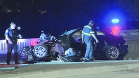 1 killed in Fort Worth street racing crash
