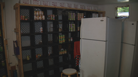 Burglars steal food from West Dallas outreach center