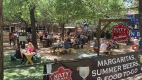 City of Dallas cites Katy Trail Ice House for re-opening