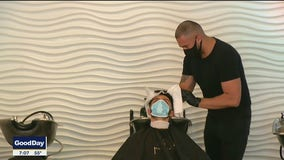 Barbershops & Beauty Salons Reopen To Relaxed Orders