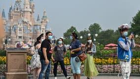 Shanghai Disneyland reopens with anti-virus controls