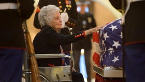 Annie Glenn, widow of U.S. Sen. John Glenn, dies of COVID-19 complications at Minnesota nursing home