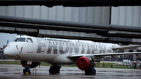 Frontier Airlines criticized over social distancing upgrade securing customer empty neighboring seat