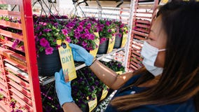 Lowe's delivering $1M worth of Mother's Day flowers to moms isolated in senior facilities due to COVID-19