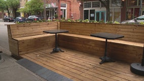 Parklets could help Dallas restaurants seat more people while social distancing