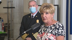 Fort Worth Mayor Betsy Price returns to work, announces new partnership to decontaminate used N95 masks