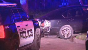 Man in custody after reaching speeds of 100 mph during police chase in Cedar Hill, Dallas
