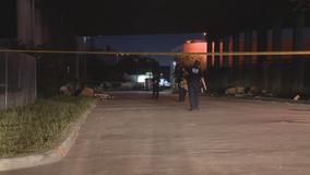 Man shot following confrontation at Dallas homeless camp