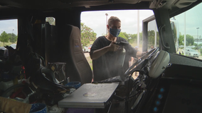 Fort Worth using E-Water to clean police, fire department vehicles