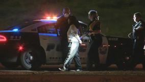 2 Dallas officers hurt in suspected drunken driving crash