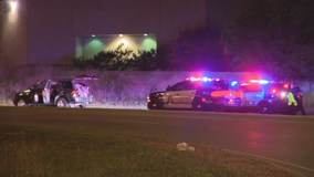 Suspected drunk driver arrested after leading police on high speed chase into Arlington
