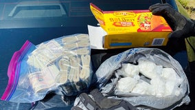 FHP K-9 sniffs out cocaine hidden in Florida man's taco box