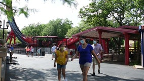 Masks mandatory, reservations required when Six Flags over Texas reopens