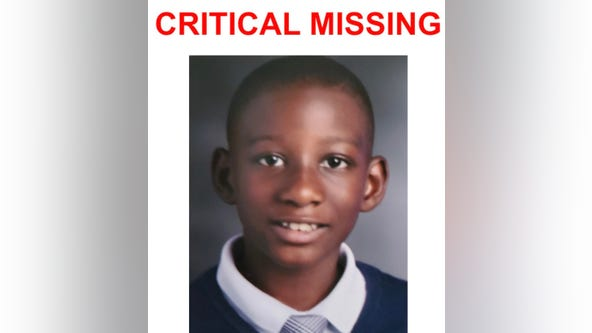 Dallas police searching for 'critical missing' 9-year-old boy last seen in Red Bird