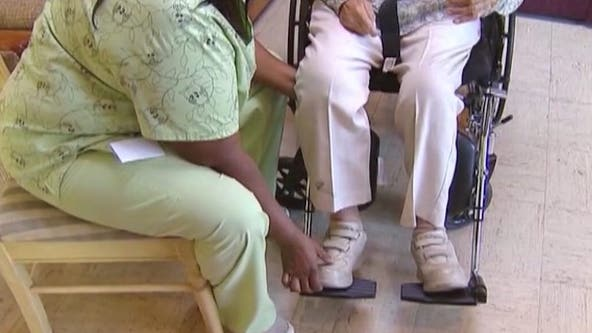 Testing underway for all residents, staff of North Texas nursing homes