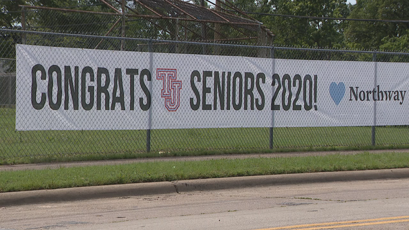 Graduating class at Dallas ISD's Thomas Jefferson HS has had to overcome a tornado and COVID-19 pandemic