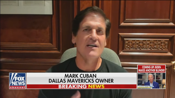 Mark Cuban: NBA season could resume with games outdoors, seating restrictions
